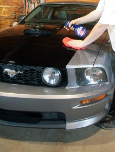 14.For that final detail, we like to use Prolong's Waterless wash and shine, especially after a drive to a car show.
