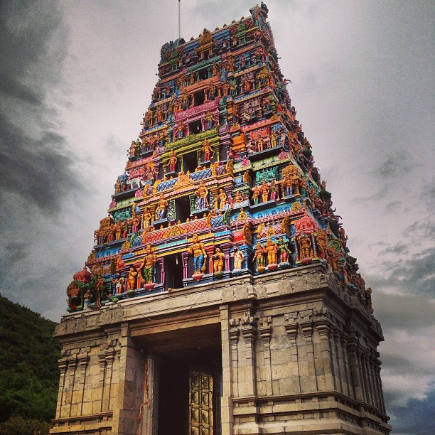 Marudhamalai temple - streettrotter- 1