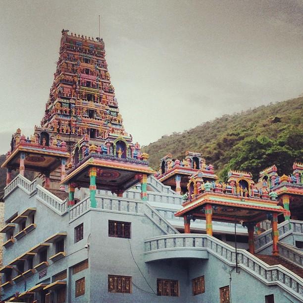 Marudhamalai temple - streettrotter 2