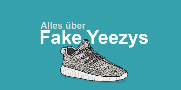 Fake Yeezy kaufen