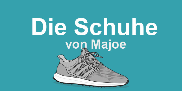 Majoe Schuhe Titelbild