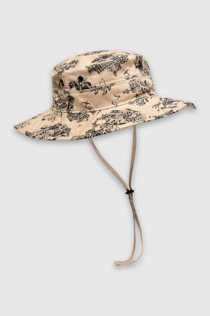 Wood Wood Forest Hat