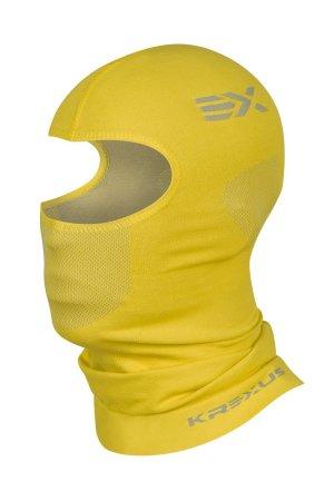 Sturmhaube Premium gelb