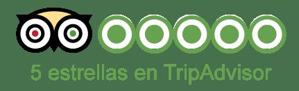 Tripadvisor 5 estrellas para tour de contrastes
