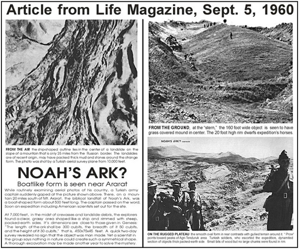 Fig.6 - Life Magazine Artcile