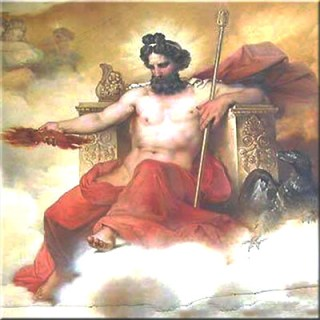 Zeus - Greek god