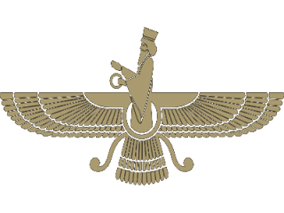 The Faravahar - Guardian Spirit