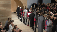 The Finale of the Marc by Marc Jacobs Runway Show F/W 2014