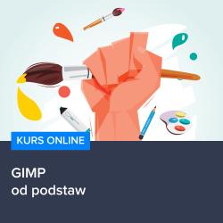 Kurs Gimp od podstaw1 - Kurs GIMP od podstaw