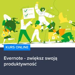 kurs evernote   zwieksz swoja produktywnosc - Kurs Evernote - zwiększ swoją produktywność