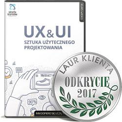 Kurs UX UI sztuka uzytecznego projektowania - Kurs UX & UI - sztuka użytecznego projektowania