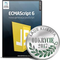 ecmascript6 - Kurs ES6 nowa generacja JavaScript