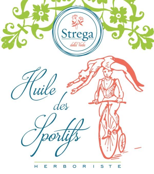 Huile des sportifs naturel bio biologique soulager douleurs muscles, articulations à la gaulthérie massage naturel bio biologique France