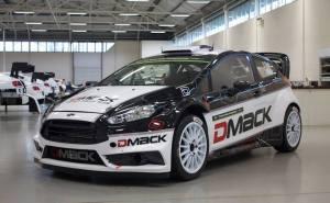 DMACK - Ford Fiesta RS WRC