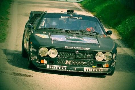 Маркку Ален на Rallylegend 2014