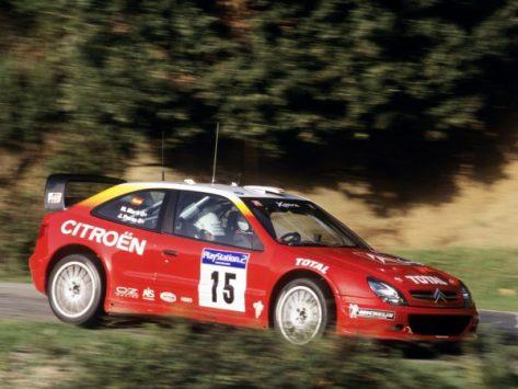 Ралли Франции 2001 - Хесус Пурас - Ситроен