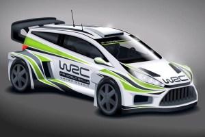 Всемирный раллийный автомобиль 2017