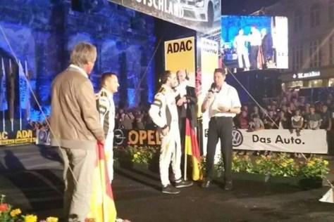 Ралли Германии 2015 - Роберт Кубица - Старт