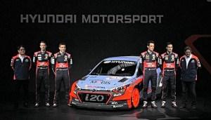 Hyundai i20 WRC 2016 - презентация