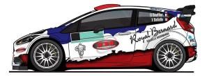 Ралли Монте-Карло 2016 - Брайан Буффье - Форд