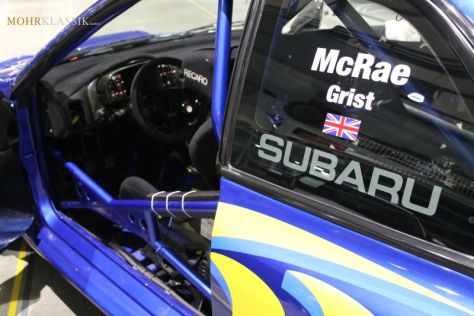 Subaru Impreza S3 WRC '97 - Макруй - Грист