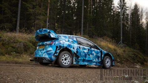M-Sport Fiesta WRC 2017 - 18.10.2016