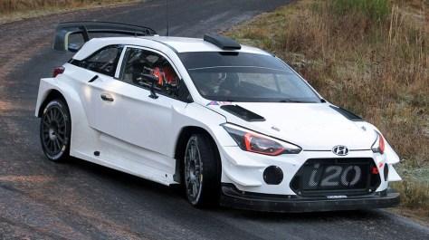 Hyundai i20 WRC 2017 - 27.11.2016