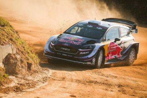 Ралли Португалии 2018 - Теему Сунинен - М-Спорт Форд