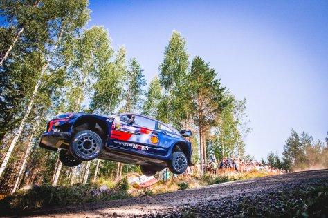 Ралли Финляндии 2018 - Хайден Паддон - Хёндэ