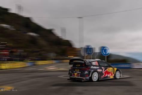 Ралли Испании 2018 - Элфин Эванс - М-Спорт Форд