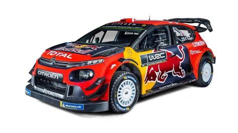 Ливрея Citroen C3 WRC на 2019 год
