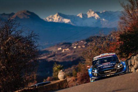 Ралли Монте-Карло 2019 - Теему Сунинен - М-Спорт Форд