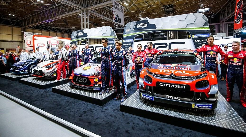Autosport International - 12.01.2019