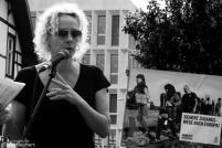 Amnesty International mit Katja Riemann, Berlin 2015