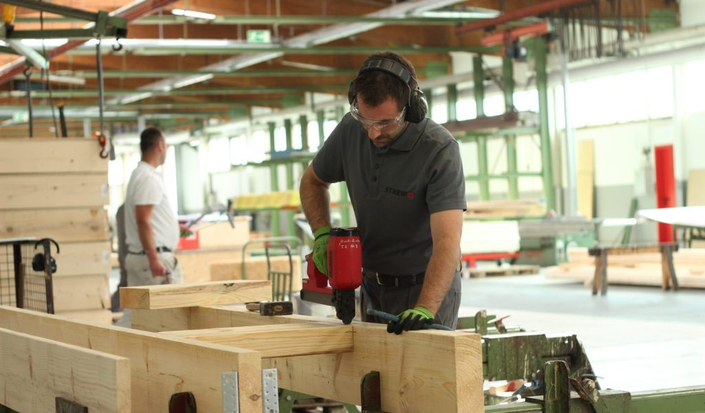 Offsite Manufacturing Plant Factory