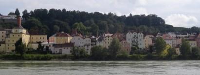 Blick auf die Innstadt