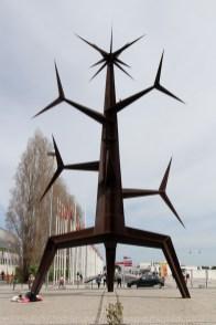 am Expo-Gelände