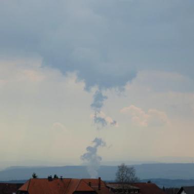 Vergiss Chemtrails. Atomkraftwerke!