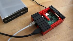 Raspberry als kleiner Heimnetz-Dateiserver