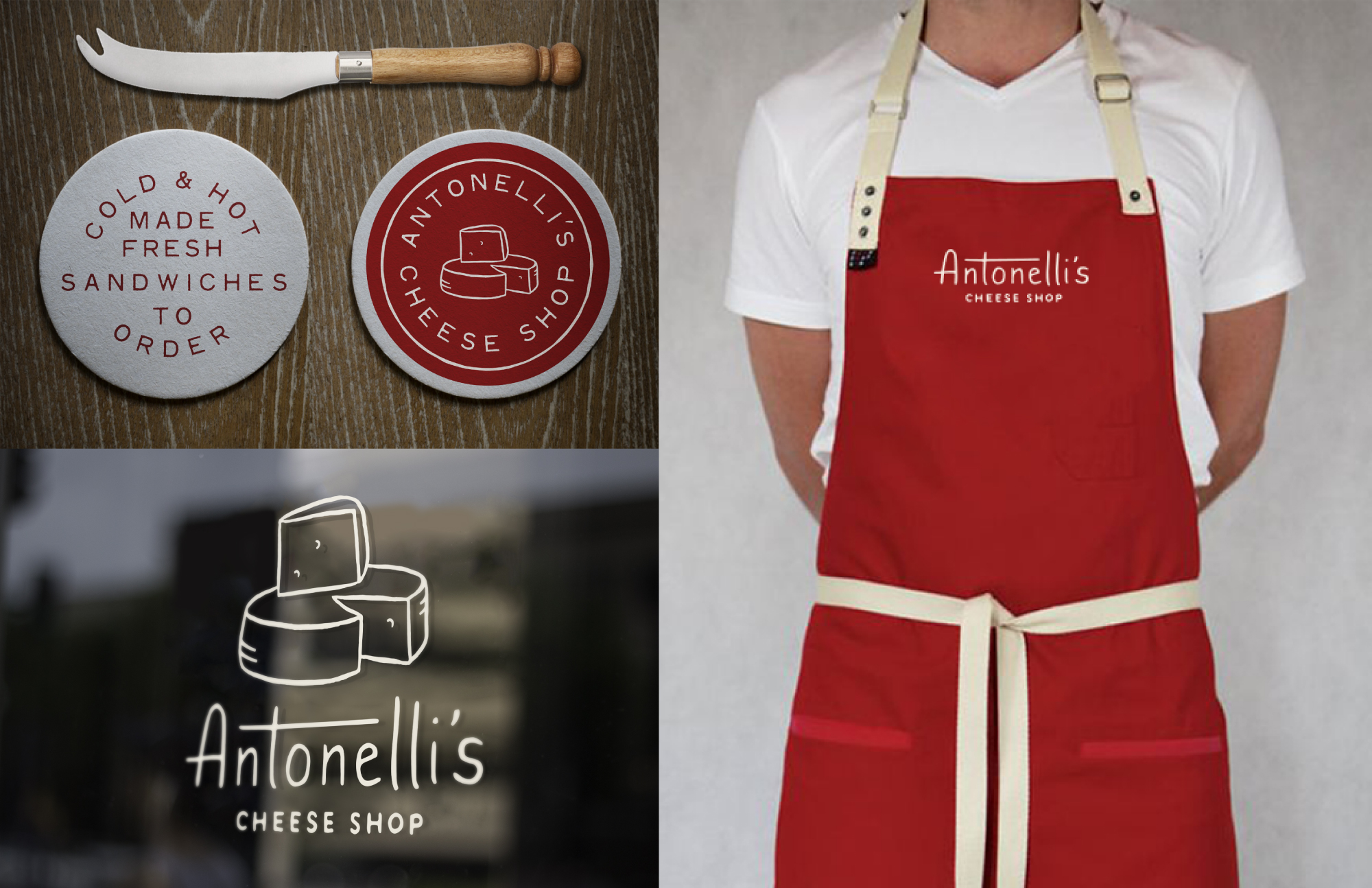 Antonelli's brand design refresh