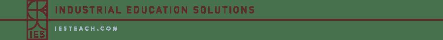 Industrial Education Solutions Header