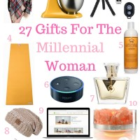 27 Gifts For The Millennial Woman