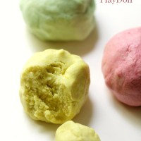 How To Make All Natural Homemade Gluten-Free PlayDoh