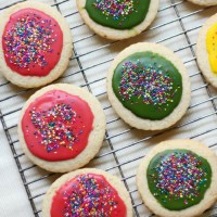 Gluten-Free + Vegan Cut-Out Sugar Cookies with Sugar-Free Icing (Allergy-Free)