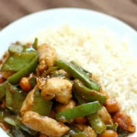 Chinese Cashew Chicken (Gluten-Free, Soy-Free)