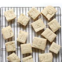 3-Ingredient Classic Gluten-Free Vegan Shortbread Cookies (Allergy-Free)