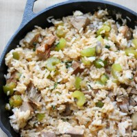 Easy Vegan Dirty Rice (Gluten-Free, Allergy-Free)