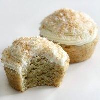 Gluten-Free Coconut Cupcakes (Vegan, Allergy-Free)