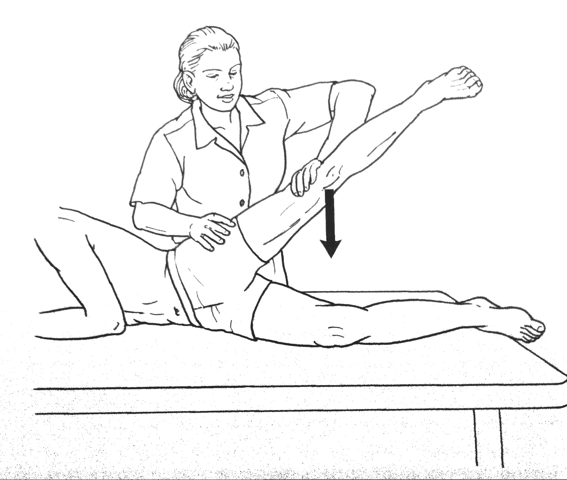 Single Leg Movement And The Lateral Sub System