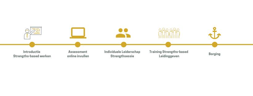 Strengthsfinder Leiderschap traject